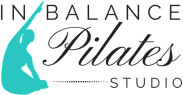 In Balance Pilates Studio Wilmington logo