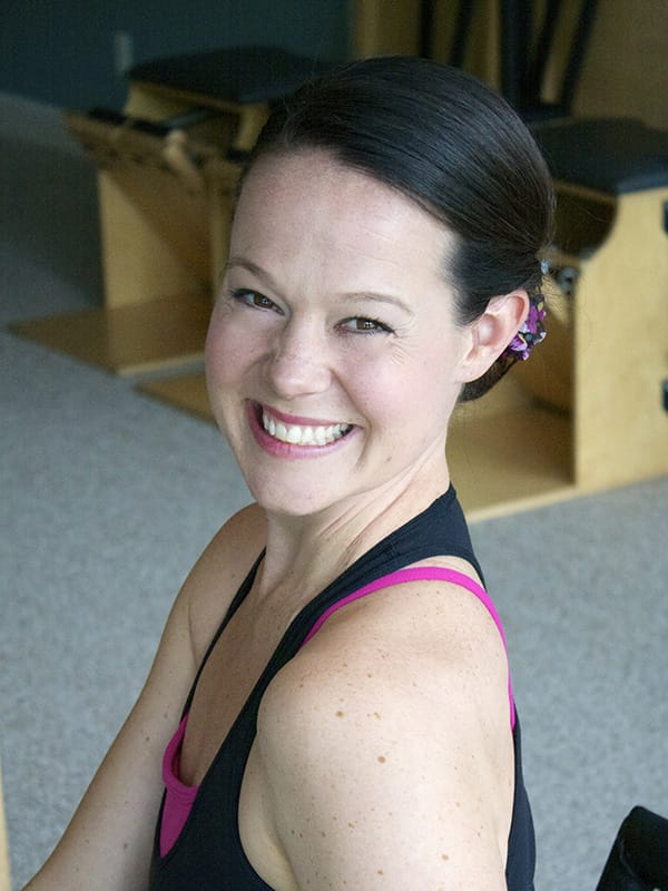 Carries Pages Pilates instructor in Wilmington NC